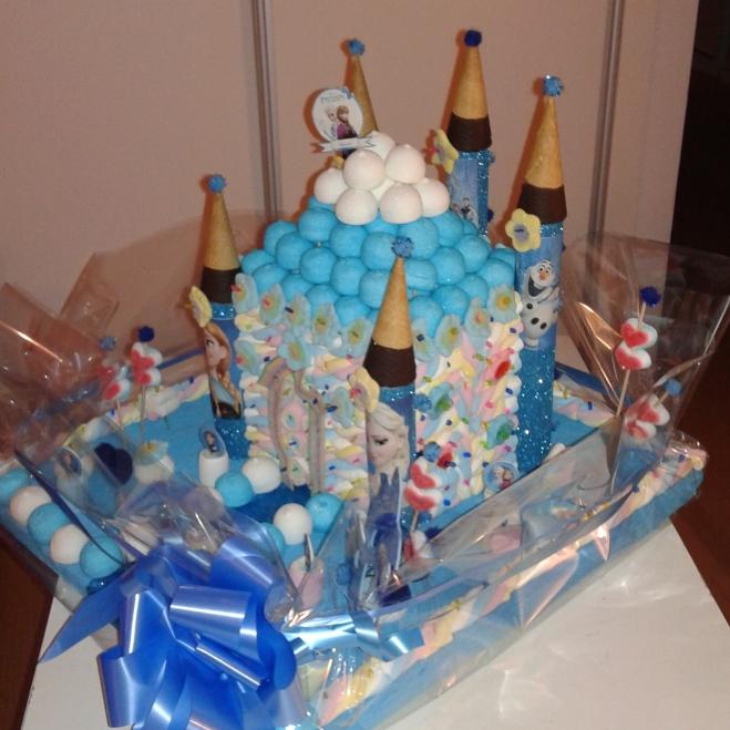 Castillos Frozen 2